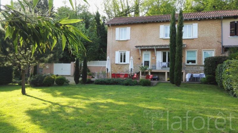 Vente maison / villa Neuville sur saone 435000€ - Photo 1