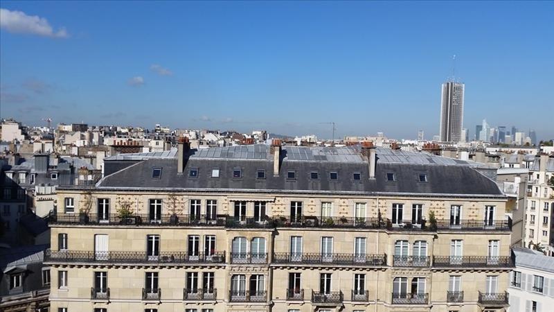 Produit d'investissement appartement Paris 17ème 220000€ - Photo 1