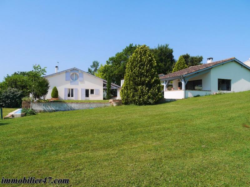 Vente maison / villa Prayssas 365000€ - Photo 1