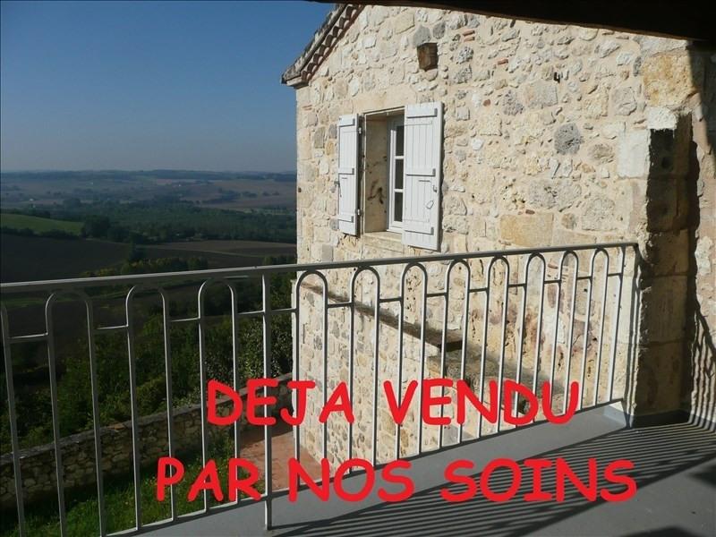Vente maison / villa Castera lectourois 212000€ - Photo 1
