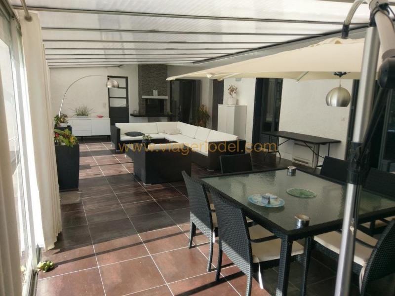 Vendita nell' vitalizio di vita casa Sussargues 150000€ - Fotografia 10