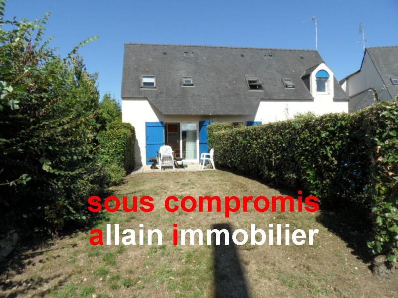 Venta  apartamento Locmariaquer 186225€ - Fotografía 1