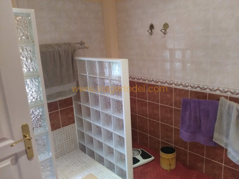 Vendita nell' vitalizio di vita casa Huos 53500€ - Fotografia 9