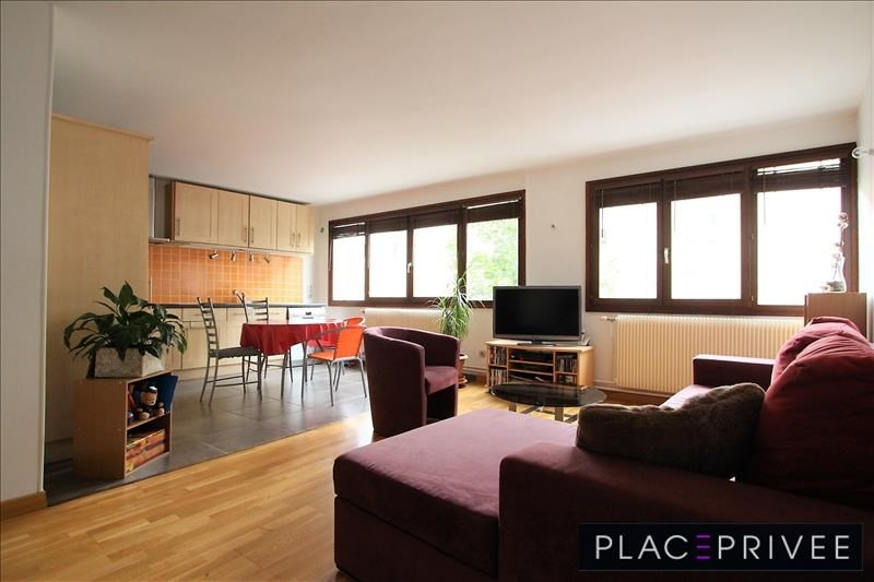 Sale apartment Nancy 115 000€ - Picture 1