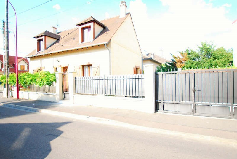 Vente maison / villa Bezons 399 000€ - Photo 1