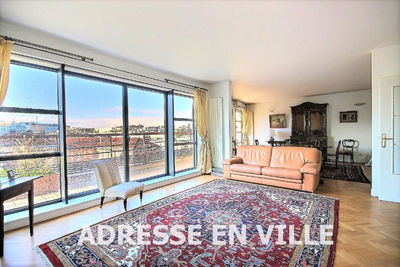 Deluxe sale apartment Levallois perret 1 195 000€ - Picture 2