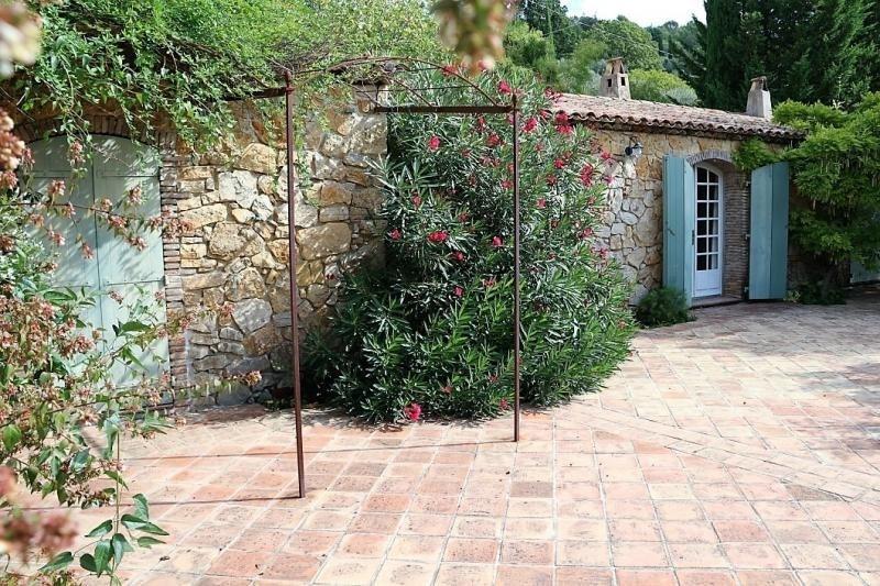 Verkauf von luxusobjekt haus Callas 1785000€ - Fotografie 6