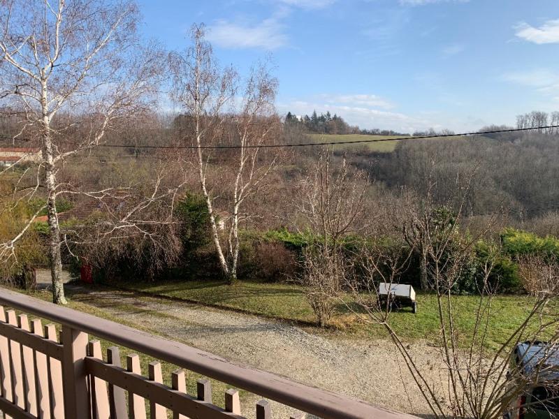 Sale house / villa Villette de vienne 420000€ - Picture 7