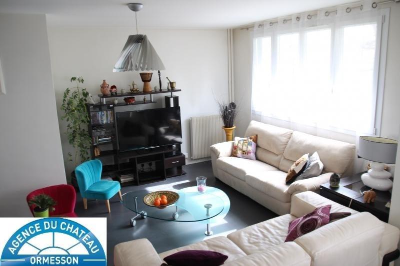 Sale apartment Le plessis trevise 225000€ - Picture 1