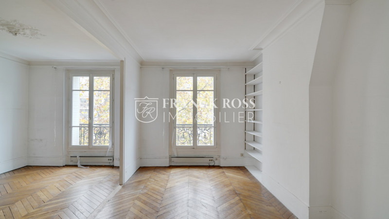 Vente appartement Paris 16ème 580 000€ - Photo 1