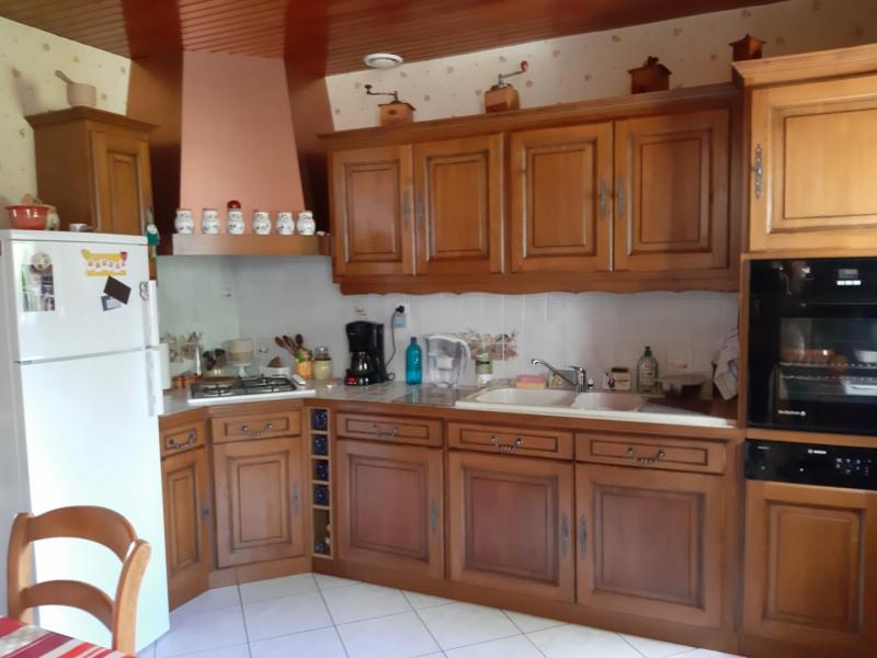 Vente maison / villa St menoux 153000€ - Photo 4