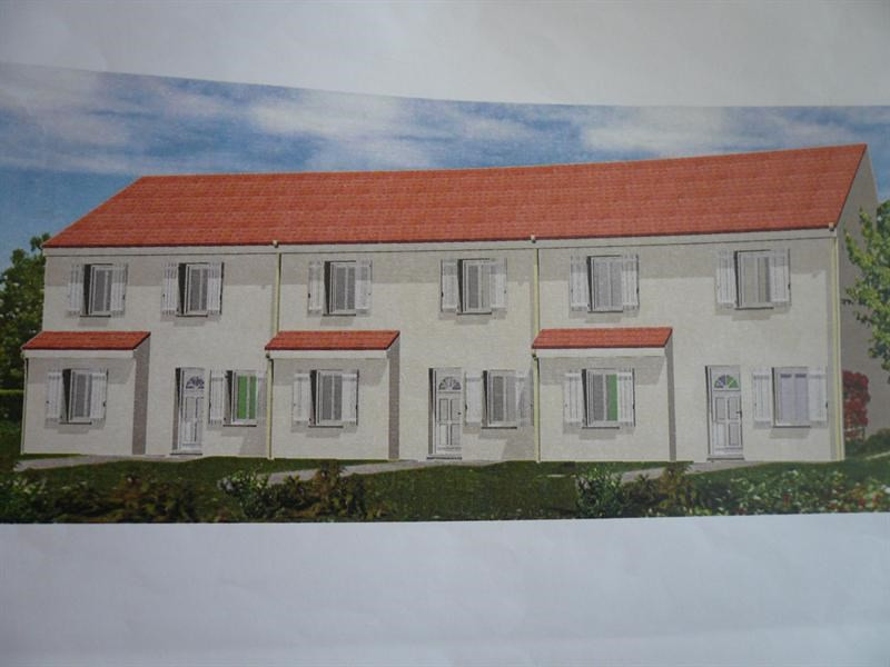 Vente maison / villa Nanteuil-le-haudouin 190000€ - Photo 1