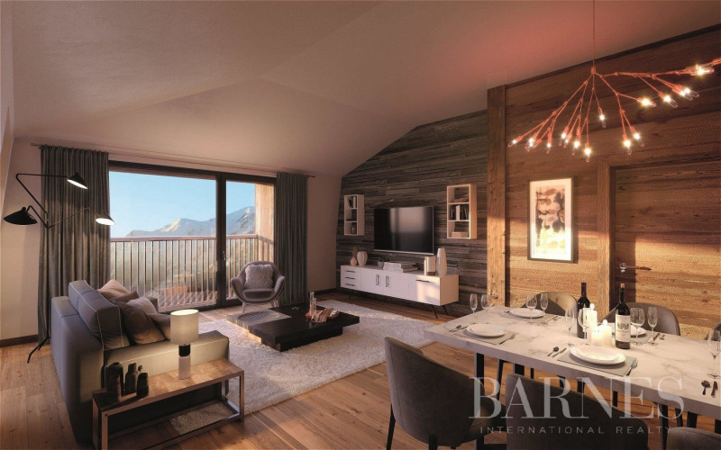 Vente appartement Chamonix-mont-blanc  - Photo 3