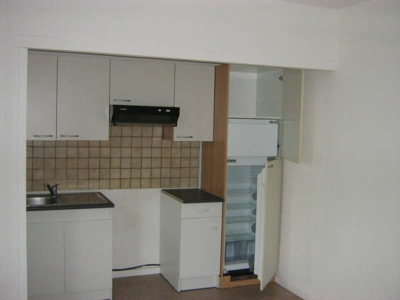 Rental apartment Fourchambault 430€ CC - Picture 1