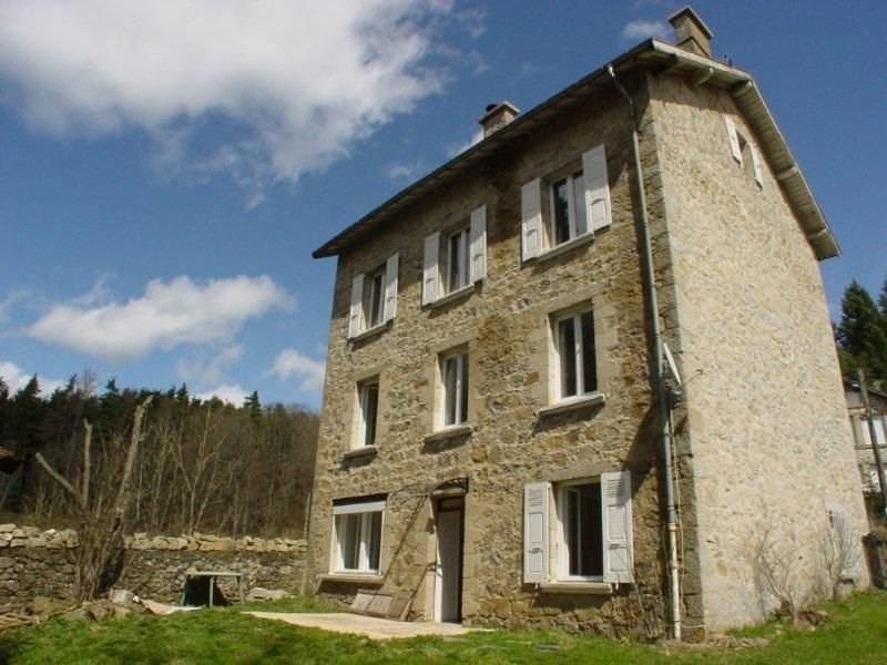 Sale building Le chambon sur lignon 152000€ - Picture 1