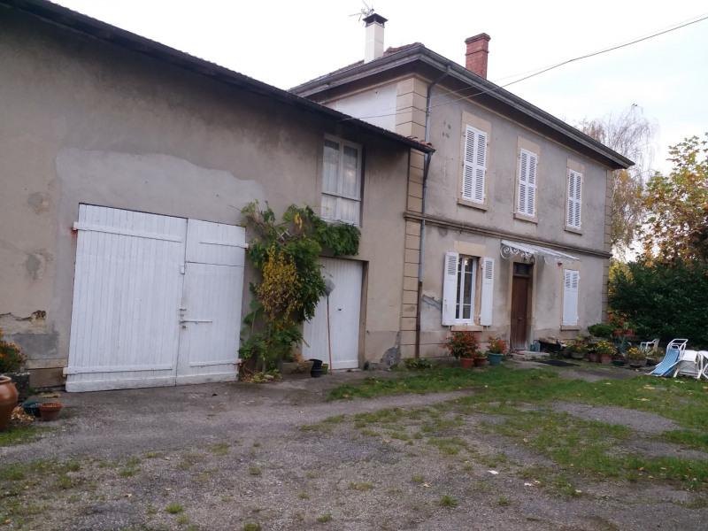Viager maison / villa Bourgoin-jallieu 55000€ - Photo 1