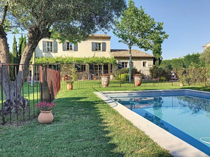 Deluxe sale house / villa Rochefort du gard 625000€ - Picture 9