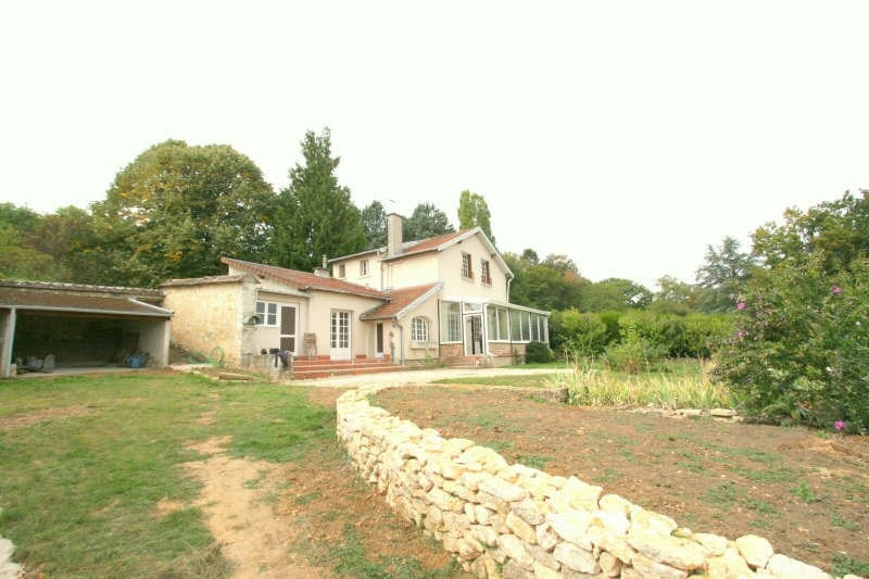 Sale house / villa Thomery 375 000€ - Picture 1