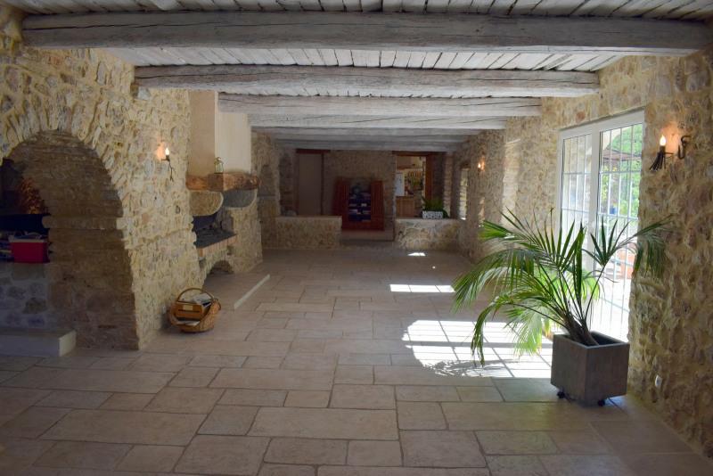 Venta de prestigio  casa Le canton de fayence 2100000€ - Fotografía 17