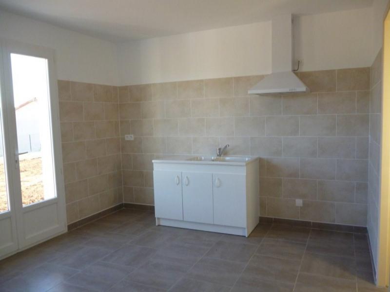 Location maison / villa Laurac en vivarais 780€ CC - Photo 4