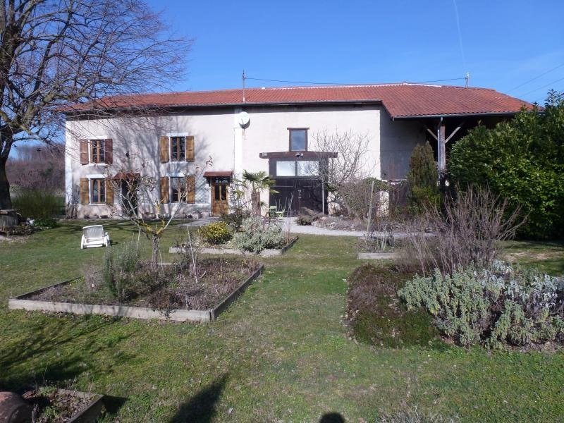 Vente maison / villa Beaurepaire 305 000€ - Photo 1