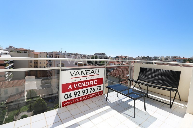 Vente appartement Juan-les-pins 249 000€ - Photo 1
