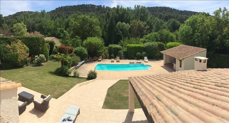Rental house / villa Luynes 2700€ CC - Picture 8