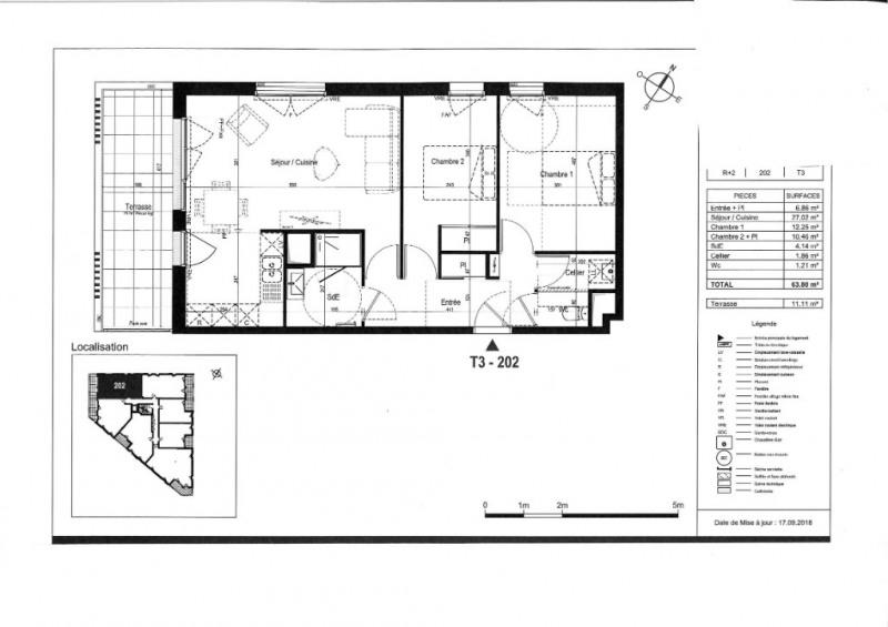 Vente appartement Saint nazaire 230000€ - Photo 3