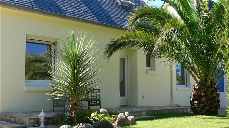 Sale house / villa Trelevern 183137€ - Picture 1