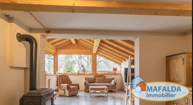 Vente maison / villa Mont saxonnex 529000€ - Photo 2