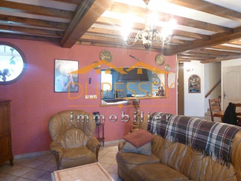 Sale house / villa Fitilieu 246000€ - Picture 5