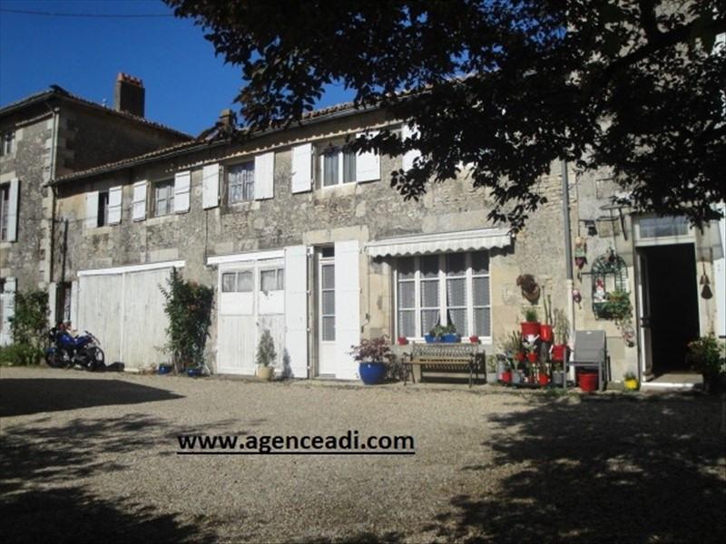 Vente maison / villa Cherveux 147680€ - Photo 5