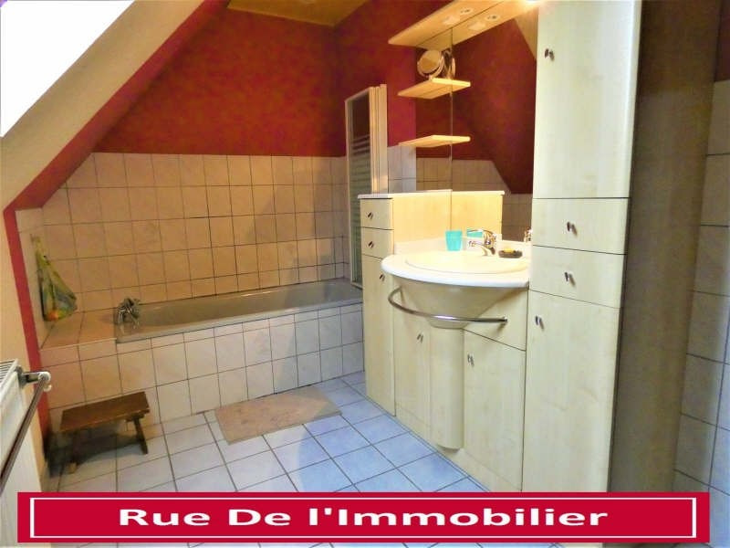 Sale house / villa Schirrhein 244 950€ - Picture 7