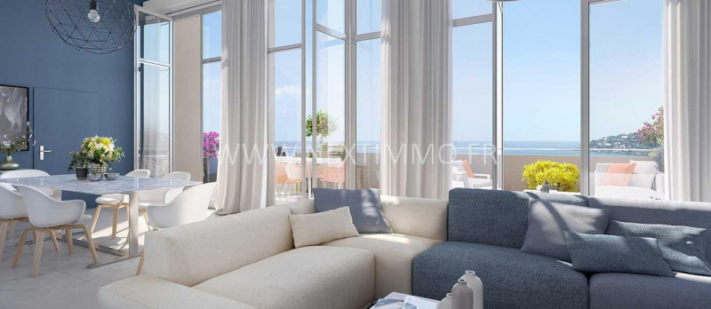 Deluxe sale apartment Roquebrune-cap-martin 1 395 000€ - Picture 3