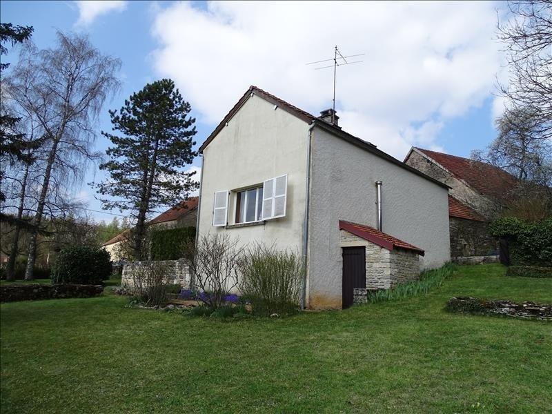 Vente maison / villa Secteur recey s/ource 97000€ - Photo 5