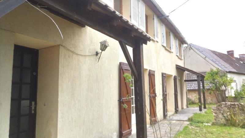 Sale house / villa St menoux 100700€ - Picture 1