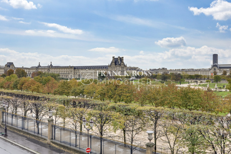 Rental apartment Paris 1er 11 000€ CC - Picture 2