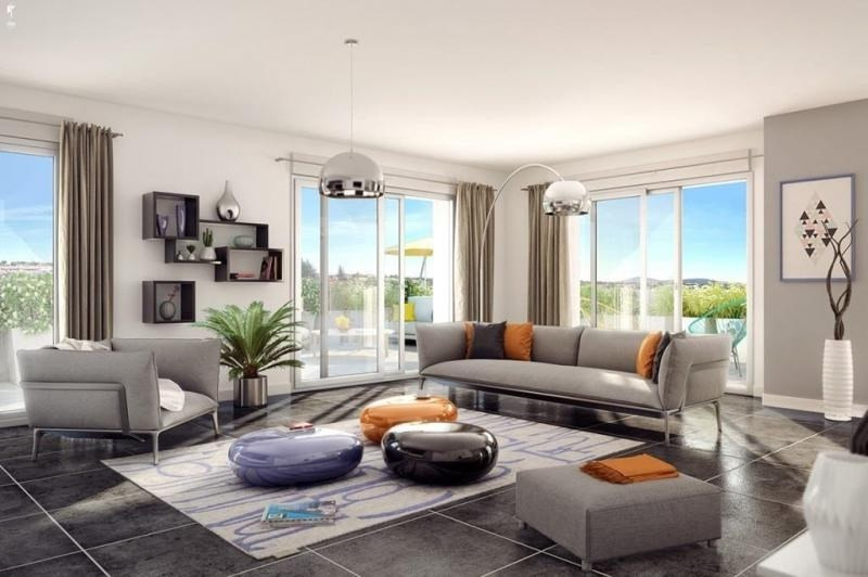 Sale apartment Montpellier 329 900€ - Picture 4