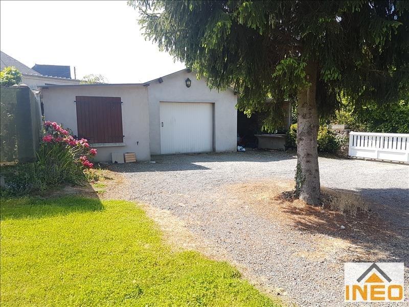 Vente maison / villa Montreuil sur ille 188100€ - Photo 10