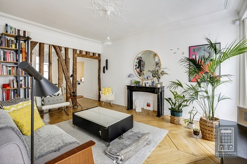 Vente appartement Paris 9ème 878 000€ - Photo 3