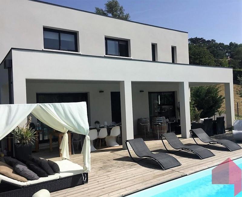 Deluxe sale house / villa Montrabe 619000€ - Picture 1