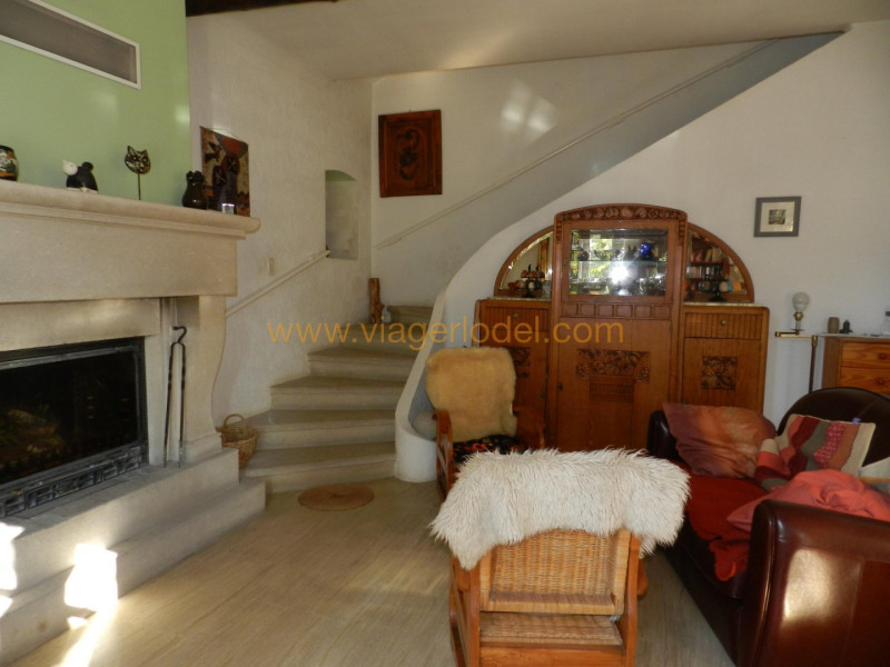 Vitalicio  casa Le beaucet 160000€ - Fotografía 3
