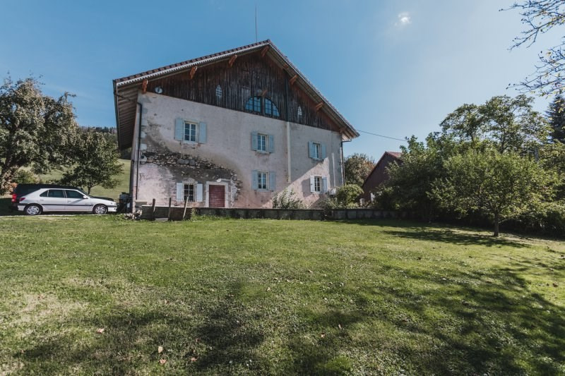 Venta de prestigio  casa Habere lullin 827000€ - Fotografía 2