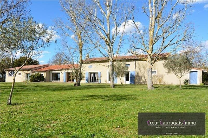 Vente de prestige maison / villa Labastide beauvoir 570000€ - Photo 2