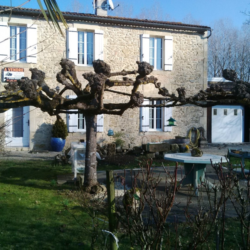 Vente maison / villa Morizes 121 000€ - Photo 5