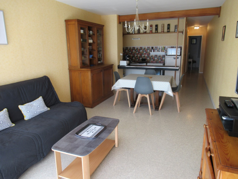 Vacation rental apartment Stella-plage 260€ - Picture 1