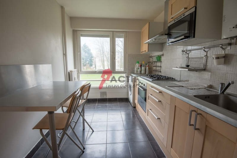 Vente appartement Evry 140000€ - Photo 1