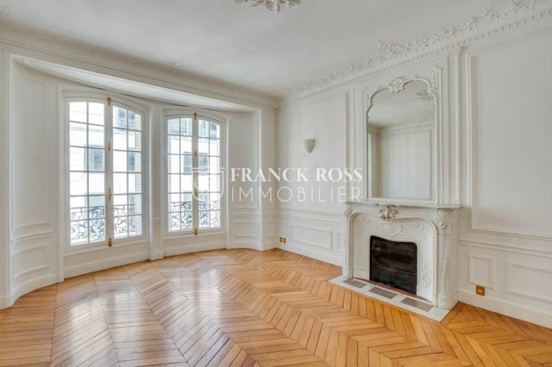 Rental apartment Paris 7ème 4 200€ CC - Picture 3