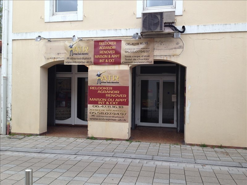 Location local commercial Biscarrosse 50€ HT/HC - Photo 1