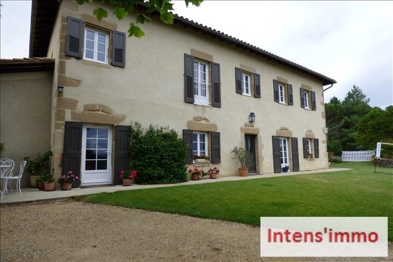 Vente de prestige maison / villa St donat sur l herbasse 536000€ - Photo 1